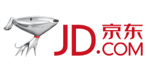China-Aktie jd.com - Logo