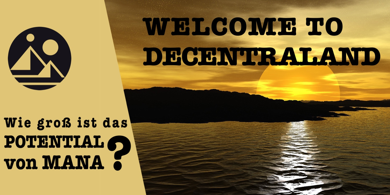 Welcome to Dencentraland